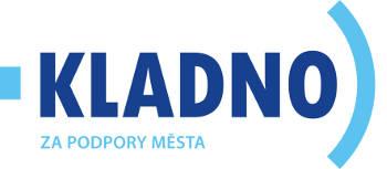 Logo Kladno za podpory města