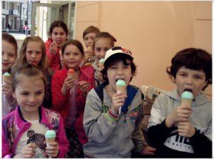 Lížeme zmrzlinu