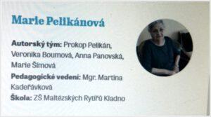 Marie Pelikánová