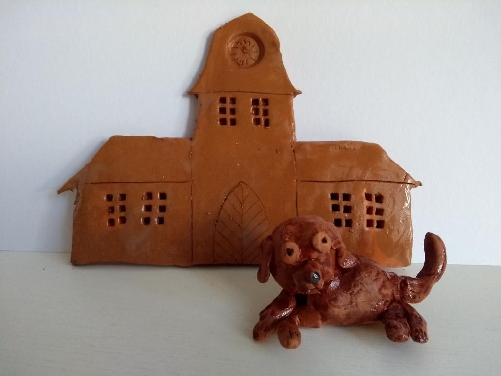 Pes a radnice